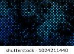 dark blue vector  background... | Shutterstock .eps vector #1024211440