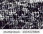distressed background in black... | Shutterstock .eps vector #1024225804