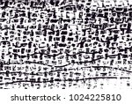 distressed background in black... | Shutterstock .eps vector #1024225810