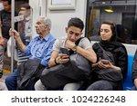 tehran  iran   april 28  2017 ...   Shutterstock . vector #1024226248