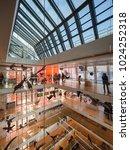 trento  italy   november 19 ... | Shutterstock . vector #1024252318