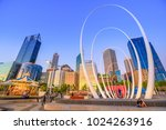 perth  australia   jan 6  2018  ... | Shutterstock . vector #1024263916