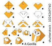 step by step instructions how... | Shutterstock .eps vector #1024269760