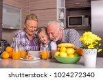 Grandparents With Grandchildre...