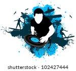 surfing dj