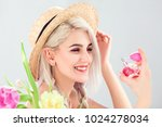 close up photo of young... | Shutterstock . vector #1024278034