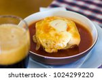 typical food  oporto portugal ... | Shutterstock . vector #1024299220