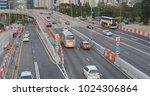 causeway bay  hong kong 14... | Shutterstock . vector #1024306864