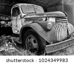 Old Chevy Truck                 ...
