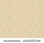 abstract geometric pattern with ... | Shutterstock .eps vector #1024353244