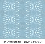 abstract geometric pattern of... | Shutterstock .eps vector #1024354780