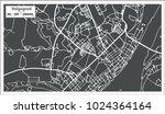 volgograd russia city map in... | Shutterstock . vector #1024364164