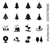 solid vector icon set  ...   Shutterstock .eps vector #1024378600