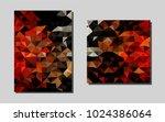 dark red  yellow vector...