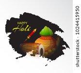 vector illustration of a... | Shutterstock .eps vector #1024415950