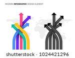 conceptual better choice....   Shutterstock .eps vector #1024421296