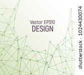 geometric design. the lattice...   Shutterstock .eps vector #1024430074