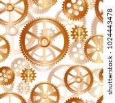 abstract mechanical background  ... | Shutterstock . vector #1024443478