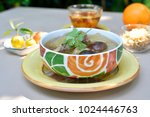 Thai Food Chicken Soup With...