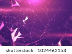 abstract background with... | Shutterstock . vector #1024462153