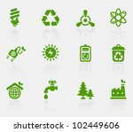 Vector Collection Of Ecologica...