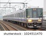 osaka   july 20  2014  the...   Shutterstock . vector #1024511470