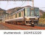 wakayama   april 5  2014  the...   Shutterstock . vector #1024512220