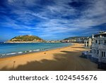 san sebastian  basque country ... | Shutterstock . vector #1024545676