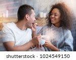 how tasty. nice pretty positive ... | Shutterstock . vector #1024549150