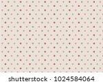 pink dots background | Shutterstock .eps vector #1024584064