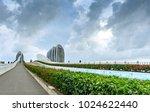 sanya  china   june 27  2017 ... | Shutterstock . vector #1024622440