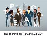 abstract business banner design ... | Shutterstock .eps vector #1024625329