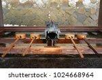 kyoto  japan   february 04 ... | Shutterstock . vector #1024668964