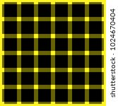 scottish cage  yellow celtic.... | Shutterstock .eps vector #1024670404