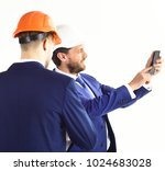 profession  inspection  work ... | Shutterstock . vector #1024683028