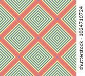 geometric bright multi colored... | Shutterstock .eps vector #1024710724