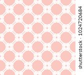 classic seamless pattern.... | Shutterstock . vector #1024720684
