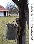 outdoor photo of old rusty... | Shutterstock . vector #1024753444