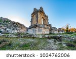 fethiye  mugla   turkey.... | Shutterstock . vector #1024762006