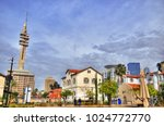 Colorful Hdr Image Of The...