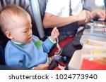 cute little asian 18 months   1 ...   Shutterstock . vector #1024773940