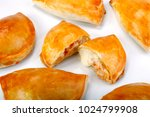 traditional brazilian snack  | Shutterstock . vector #1024799908