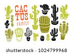 vector collection of hand drawn ... | Shutterstock .eps vector #1024799968
