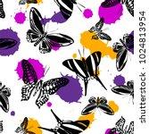 Fashion Seamless Butterfly Kit...