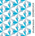 abstract seamless pattern of... | Shutterstock .eps vector #1024831414