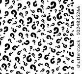 interrogation seamless pattern... | Shutterstock .eps vector #1024835266