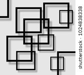 modern design background with... | Shutterstock .eps vector #1024838338
