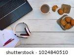 the rhythm of modern life. life ... | Shutterstock . vector #1024840510