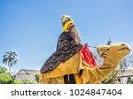 quito  ecuador   january 11 ...   Shutterstock . vector #1024847404