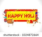 vector illustration or greeting ... | Shutterstock .eps vector #1024872664